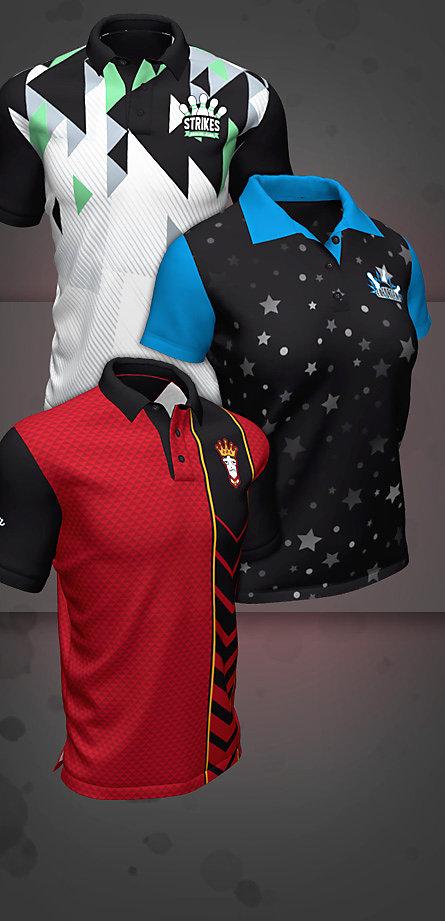 Shop Custom Polos Jerseys