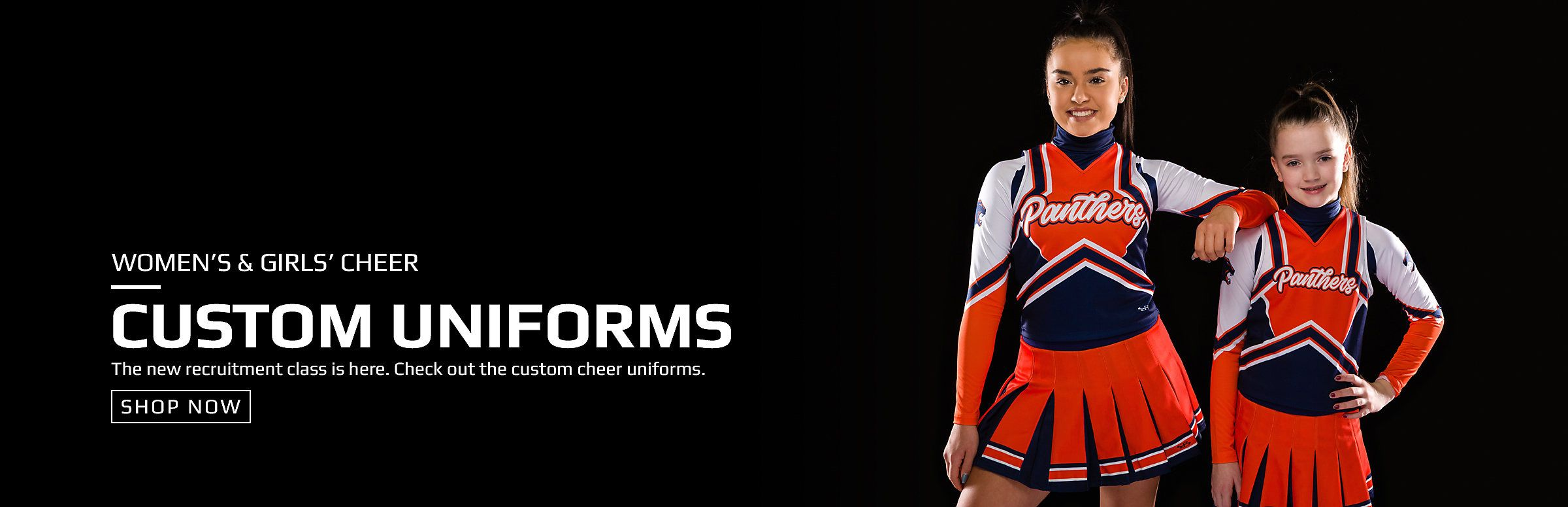 Boombah Custom Cheer Uniforms
