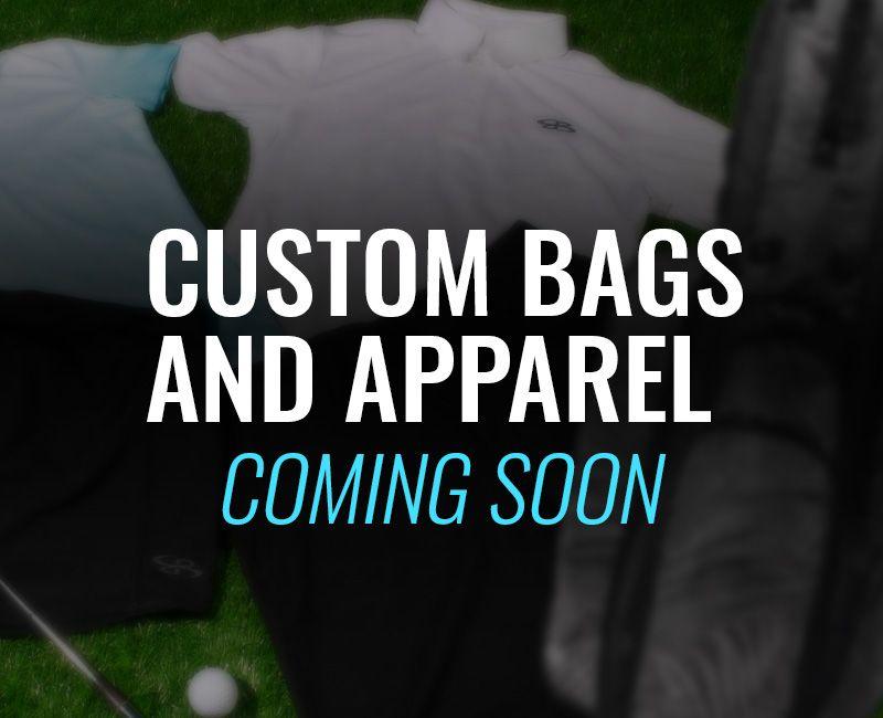 Custom Apparel and Bags - Coming Soon