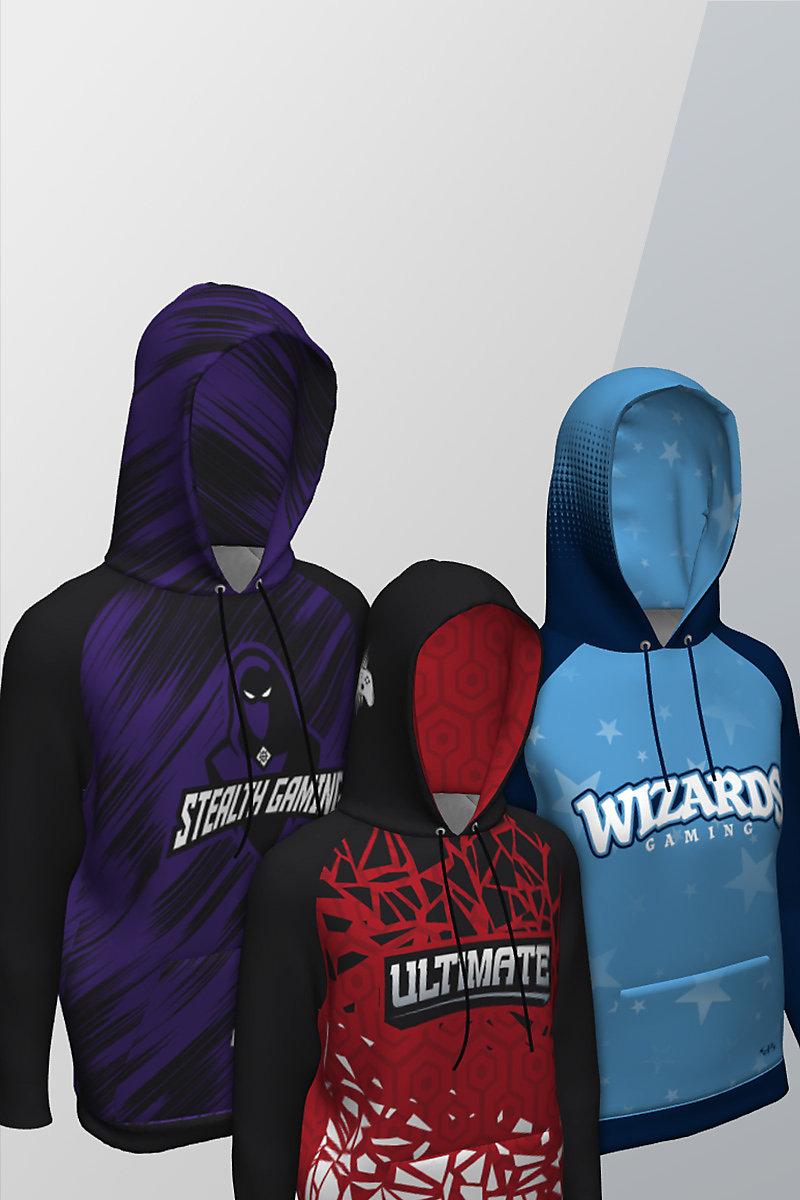 Esports Custom Hoodies