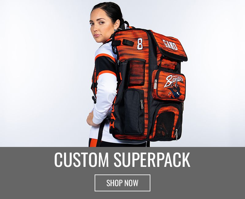 Boombah Fastpitch Custom Superpack