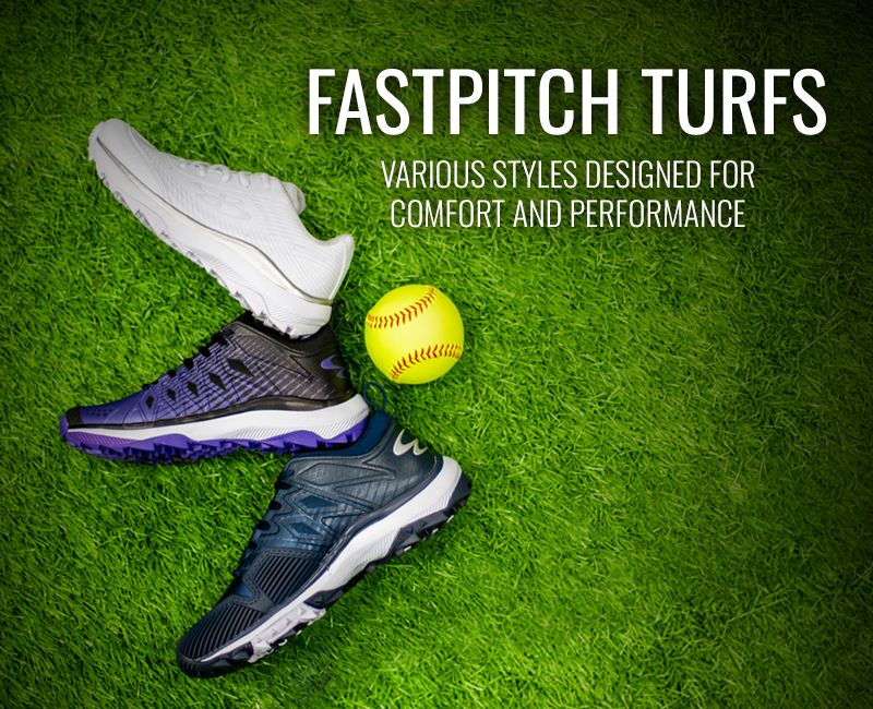 Boombah Fastpitch Turf Shoes