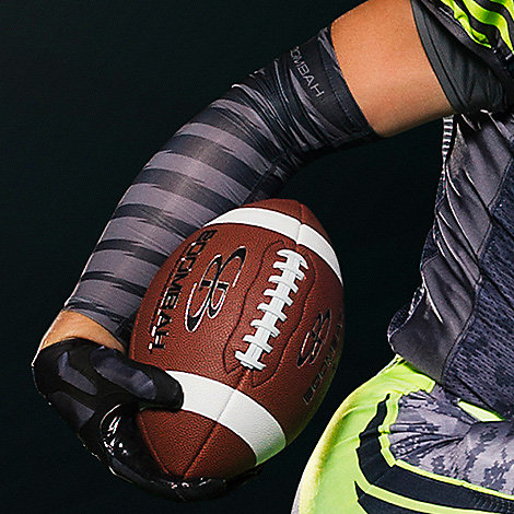 football arm sleeve