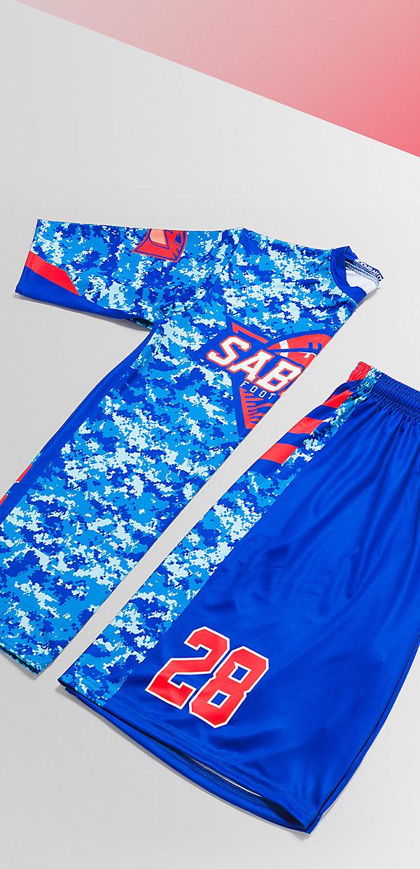 Shop Custom 7 on 7 Uniforms