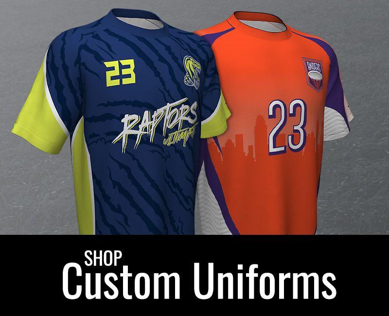 Custom Ultimate Frisbee Uniforms