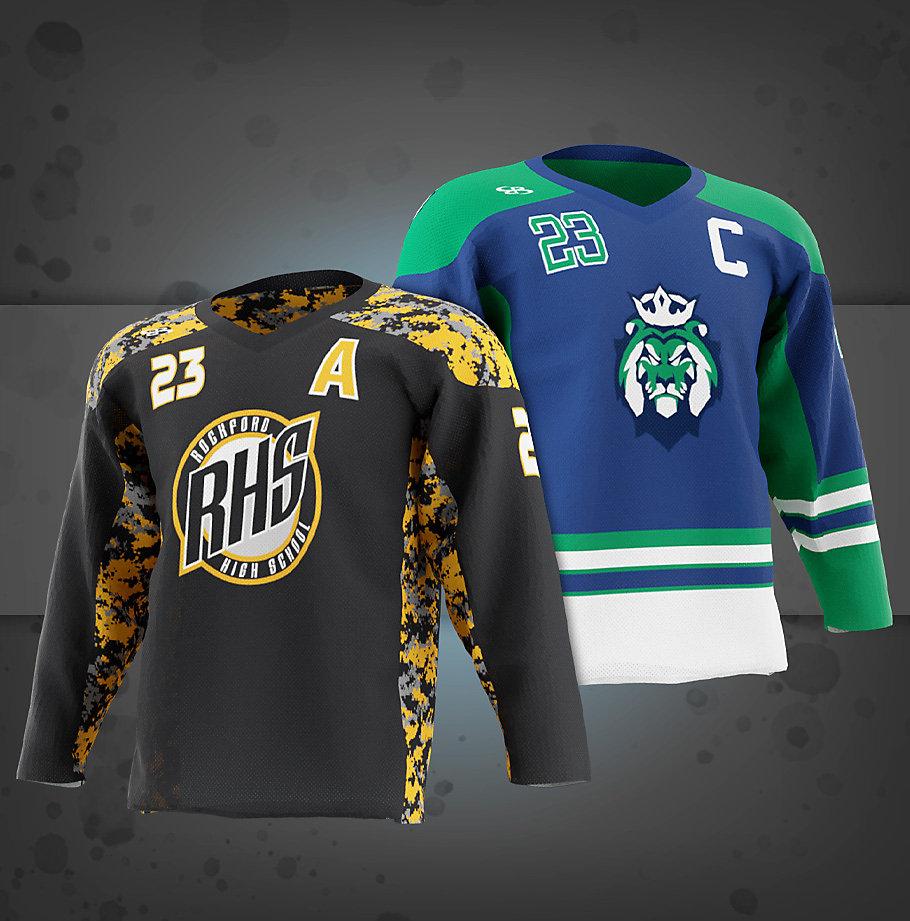 Custom Hockey Jeresys