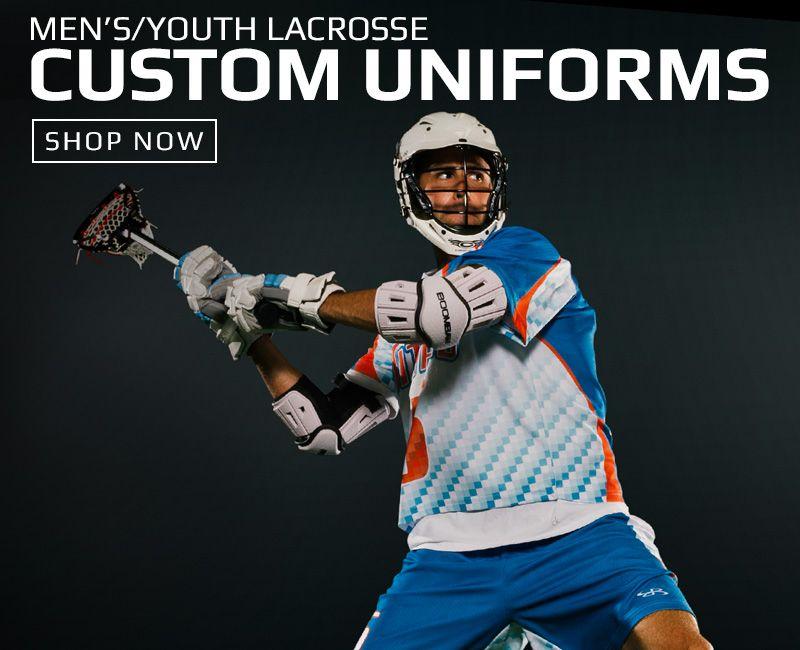 513981a9e Lacrosse Uniforms. Men s Custom Uniforms