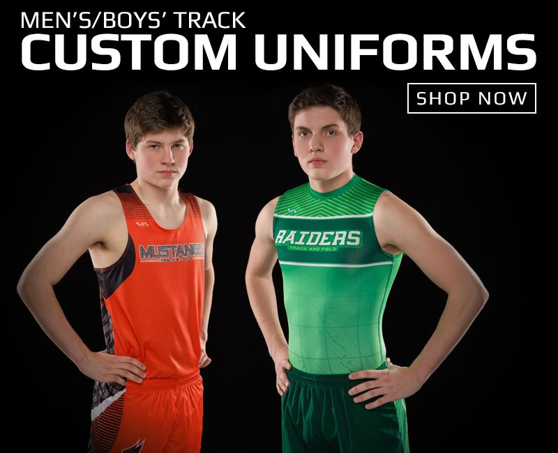 Boombah Custom Men's Track Uniforms