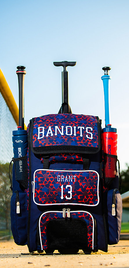 custom slowpitch bags