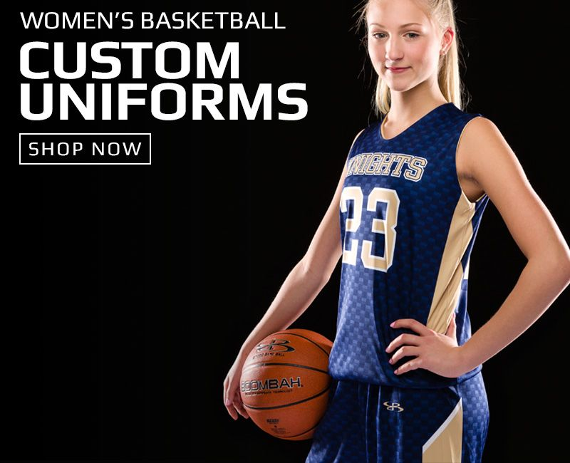838f1ef548d3 Women s Basketball Uniforms