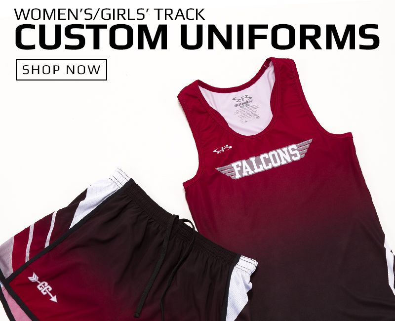 Boombah Custom Women's Track Uniforms