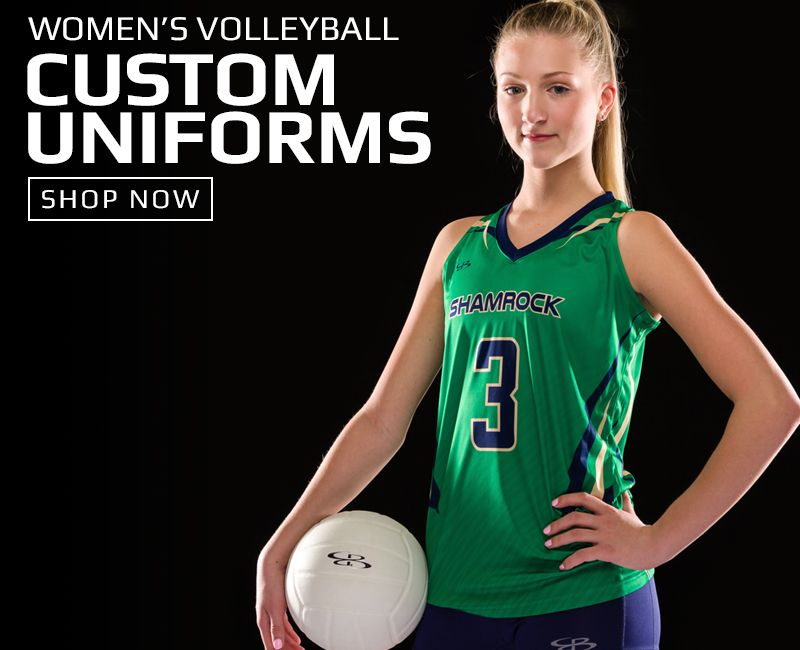 Boombah Custom Volleyball Uniforms