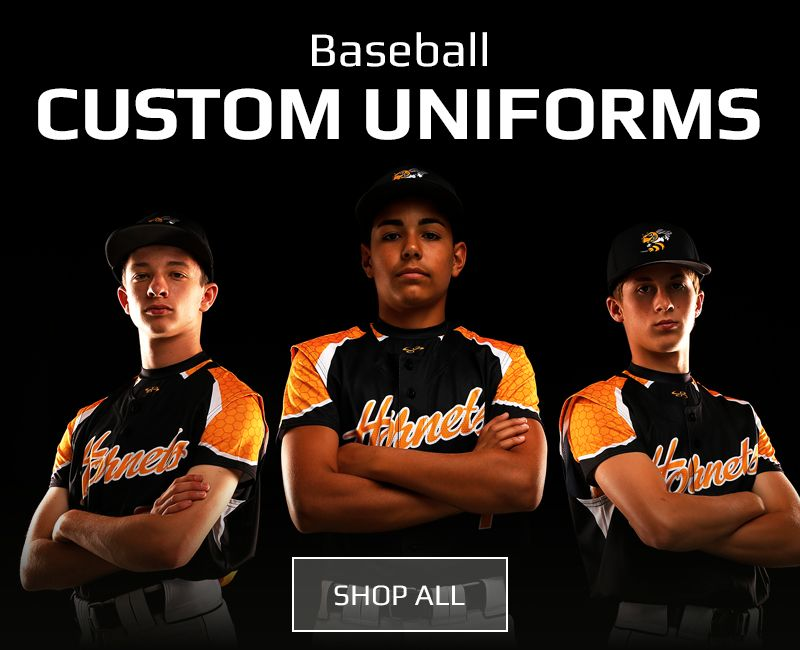 Boombah Custom Baseball Uniforms