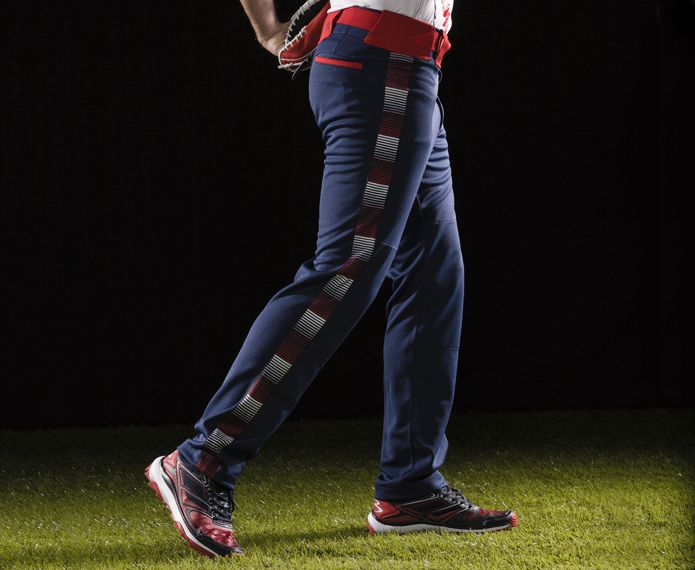 Custom Sublimated Braid Slowpitch Pants
