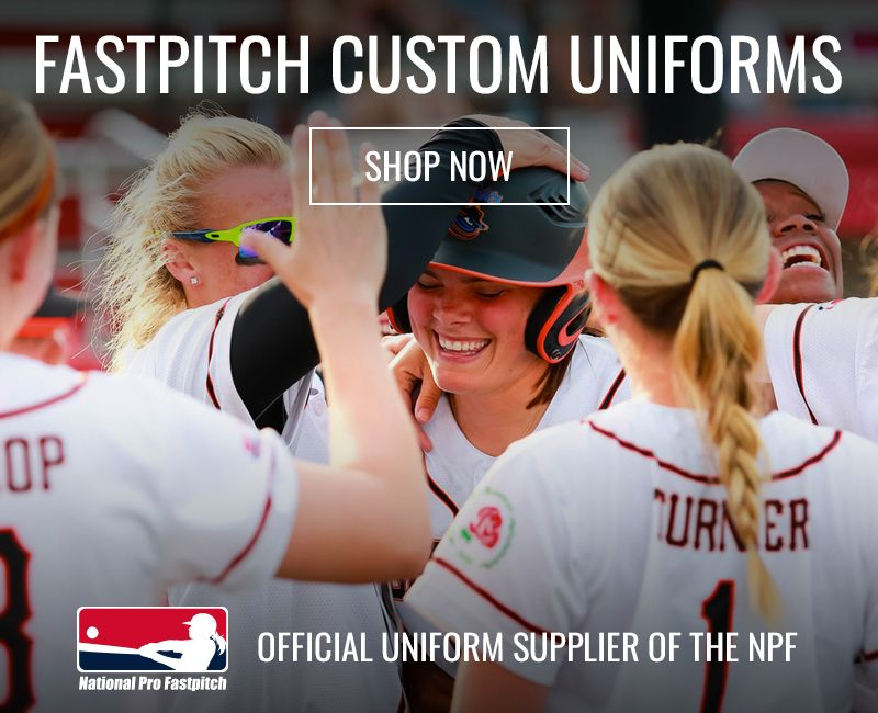 Boombah Fastpitch Custom Uniforms