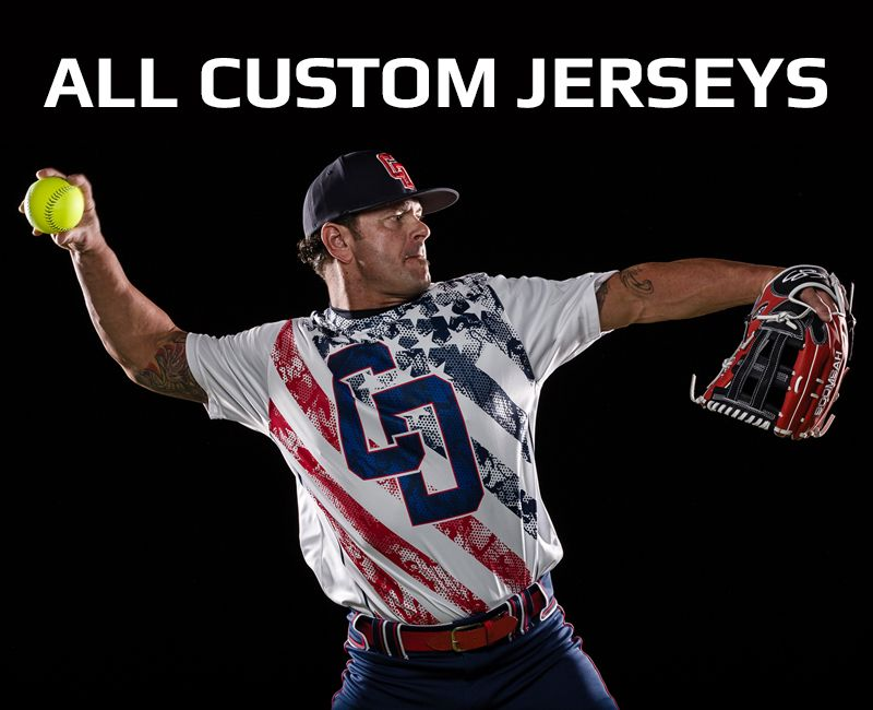 Boombah Custom Slowpitch Uniforms