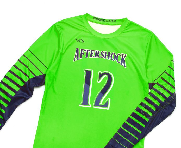 Keeper Jerseys