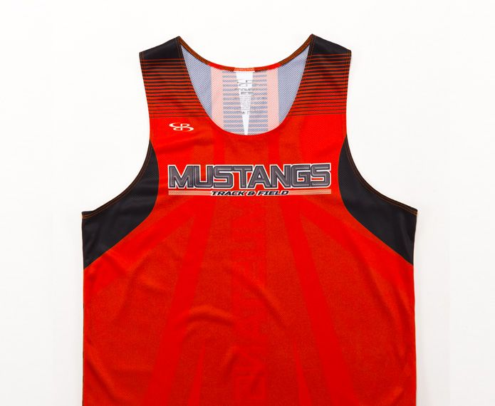 Fitted Racerback Uniform