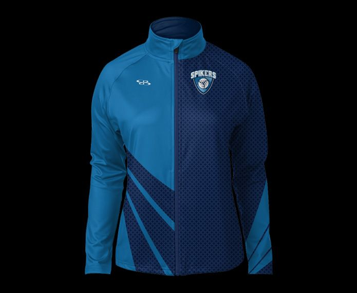 Full Zip Warm Ups