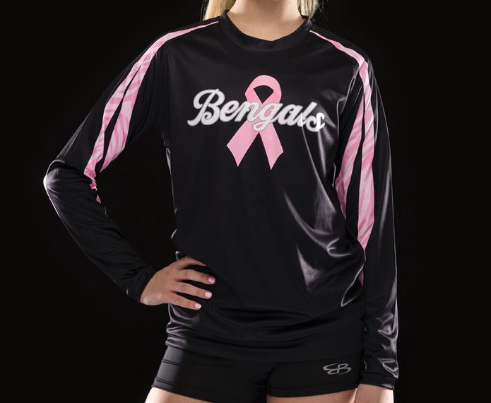 Long Sleeve Warm Up Jerseys