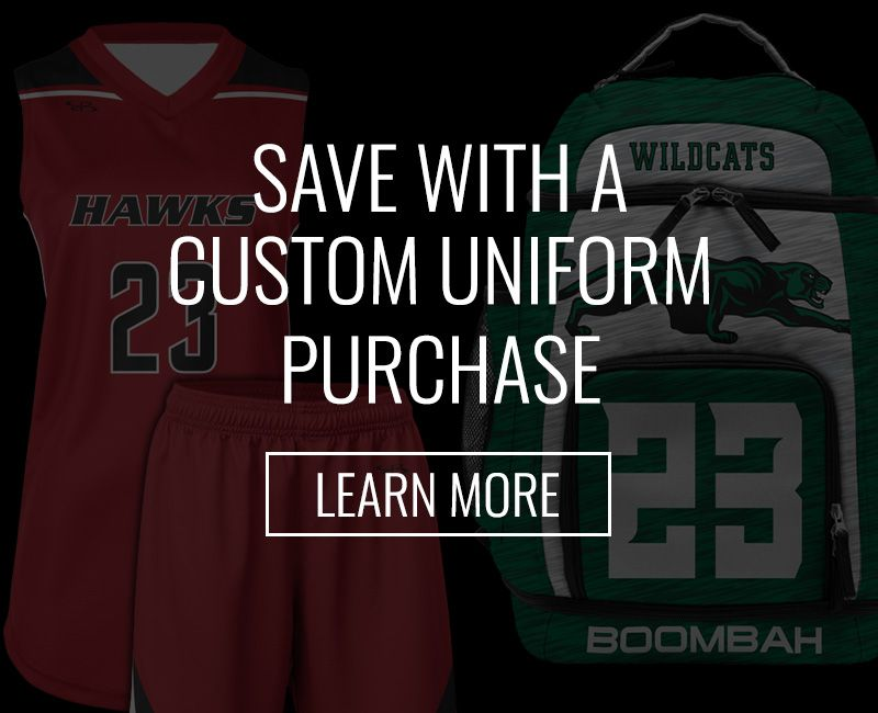 Boombah Basketball Uniform Packages