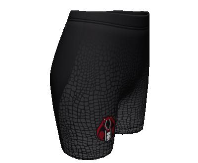 Partial Dye Attack Shorts
